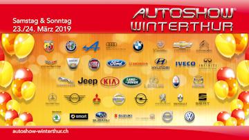 Auto Show Winterthur - digitale Spots